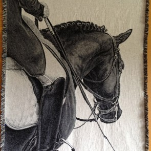 Bridlewood Art Equestrian Tapestry